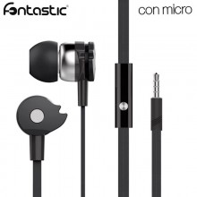 Auriculares 3,5 mm Fontastic
