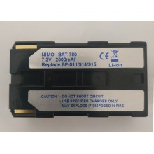 BAT780 Lithium-Ion Battery for CANON BP911